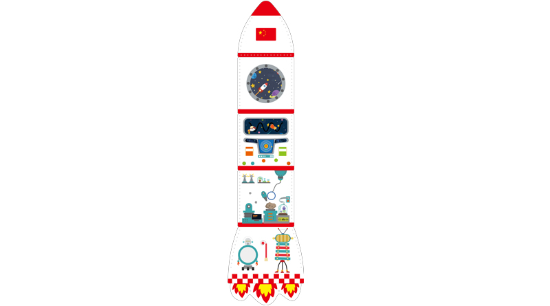 TTM-6060 爱国者火箭(售价:2515元)