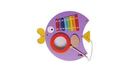 TTM-6031动物总动员-淑女胖胖鱼(售价:409元)